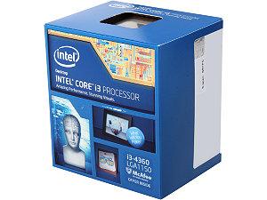 CPU CORE I3 INTEL 4360 LGA 1150