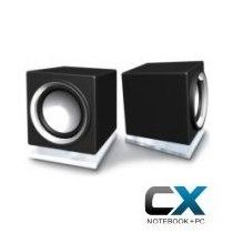 PARLANTE USB MINI PC 1W+1W 2.0  CX