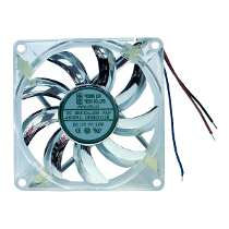 COOLER 12V 8C CON LED PR8CM3C
