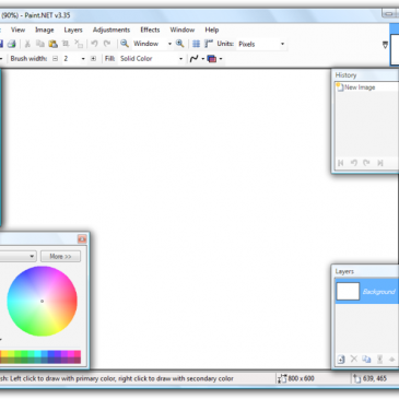 Paint.net –   Una mezcla entre Paint y Photoshop.