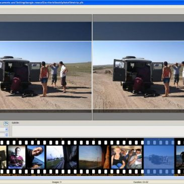 Photofilmstrip – Diaspositivas de fotos