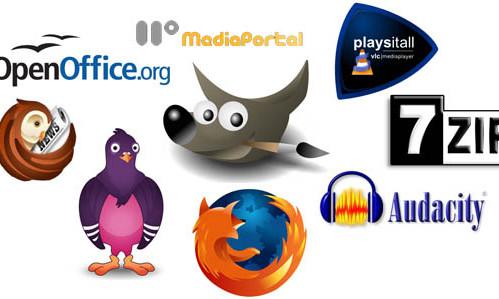 Listado Aplicaciones Recomendadas de Software Libre