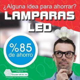 LAMPARA LED VERVATIM 9 WATS EQUIV. 60W