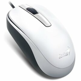 MOUSE USB GENIUS OPTICO DX-120 BLANCO