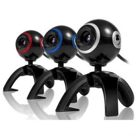 WEBCAM USB XCAM300 KLIP XTREM