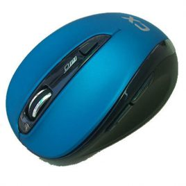 MOUSE USB WL CX BLUE 2.4 GHZ