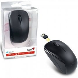 MOUSE USB WL GENIUS BLUEEYE 2.4 GHZ