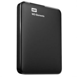 DISCO EXTERNO USB 3.0 WD ELEMENTS 1TB