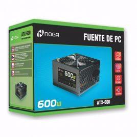 FUENTE NOGANET 600 WATTS ATX-600