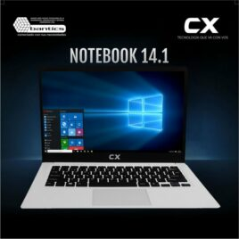 NOTEBOOK CX 14 INTEL Z8350 2GB+32GB W10 CLOUD