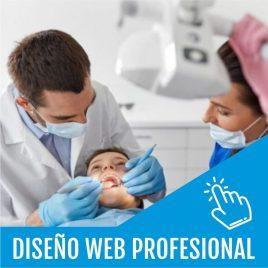 DISEÑO SITIO WEB A PROFESIONAL