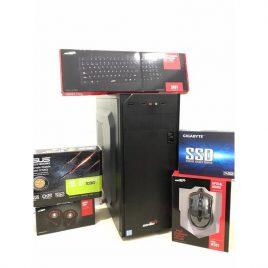 PC I3-9100F+VIDEO 2GB + 8GB+ SSD 240GB|
