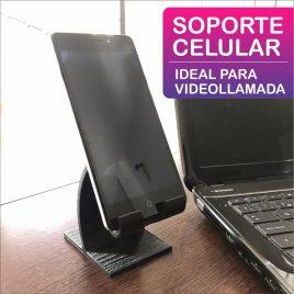 SOPORTE SMARTPHONES IDEAL VIDEO LLAMADAS