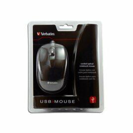 MOUSE USB VERBATIM OPTICO 98106