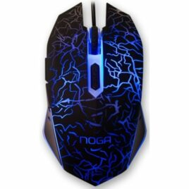 MOUSE USB NOGANET GAMER 6 BUTTONS