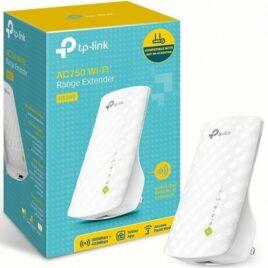 EXT. DE RANGO TP-LINK RE200 AC750 2.4/5G|