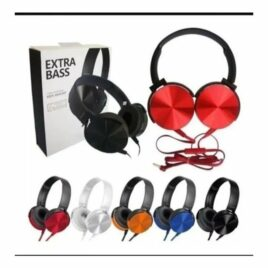 AURIC STEREO HEADPHONES EXTRA BASS MDR-X