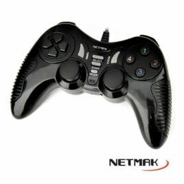 GAMEPAD PC/PS3 USB BLACK NMTURBO