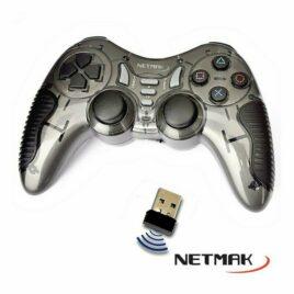 JOYSTICK PS3/PC INALAMBRICO NETMAK XTREME