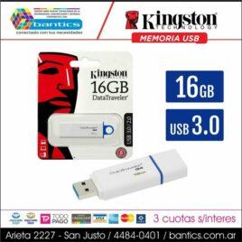 MEMORIA USB16GB KING DTRAVELER 3.0 DTIG416GB