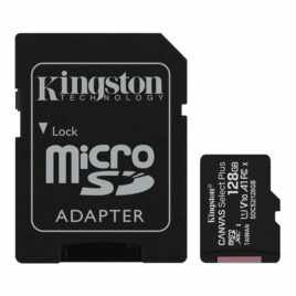 MEMORIA MICRO SD 128GB C10 KINGSTON